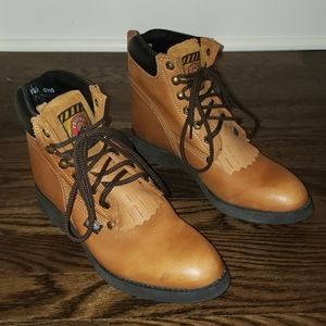 Original Justin Workboots